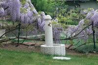 Elementi Decorativi Da Giardino : Fontane da giardino tre vi srl